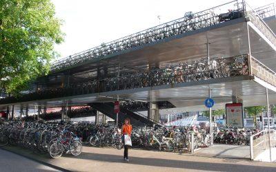Světová cyklistická parkoviště