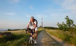 6_Na Javořině to byl ryzí biking