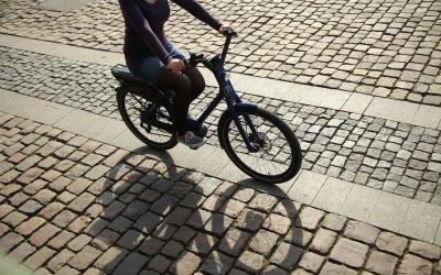 Do práce na kole: Jak si najít nejlepší cestu pomocí Cykloserver a Mapy.cz
