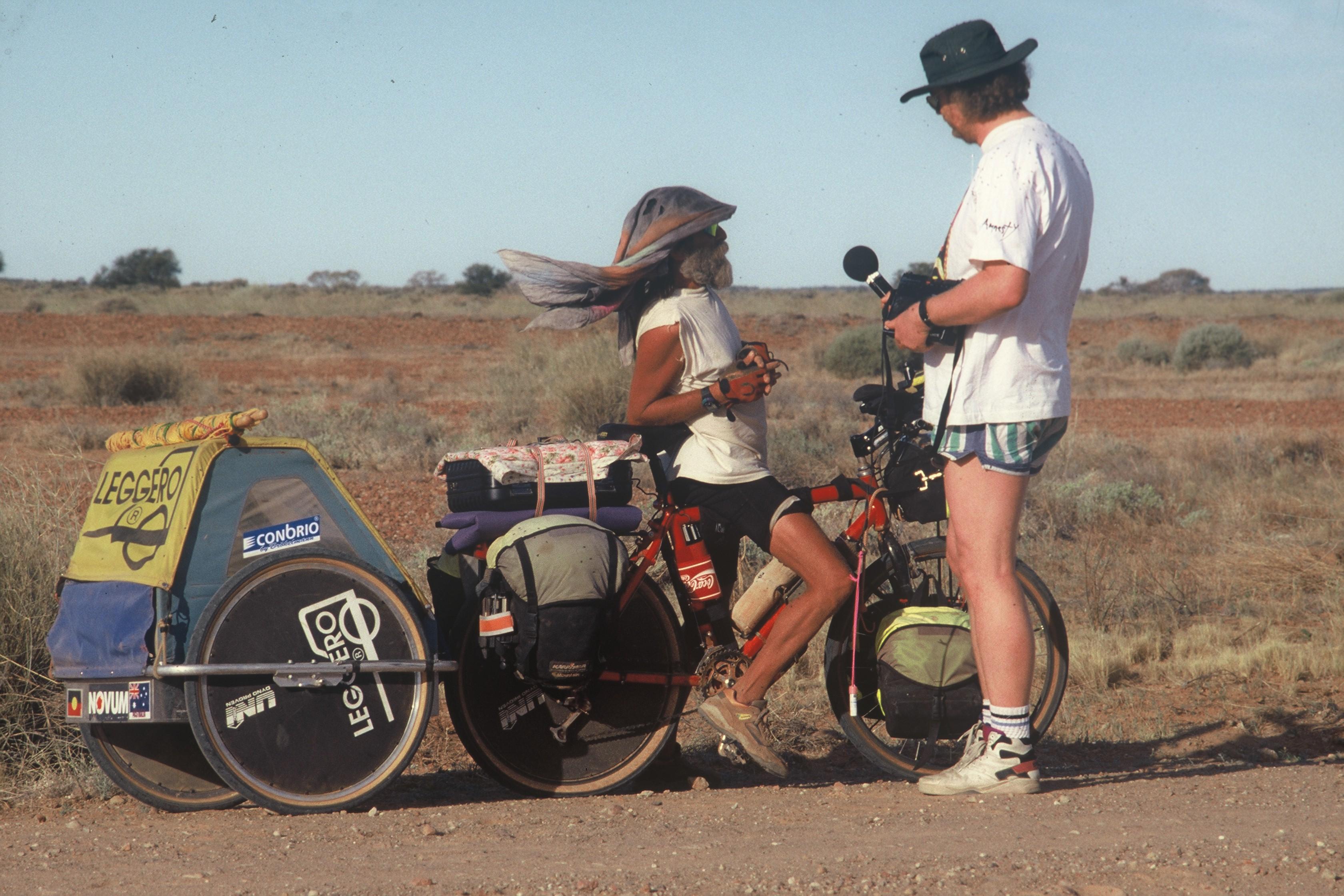 Tilmann Waldthaler přijede do Brna na festival Cyklocestování