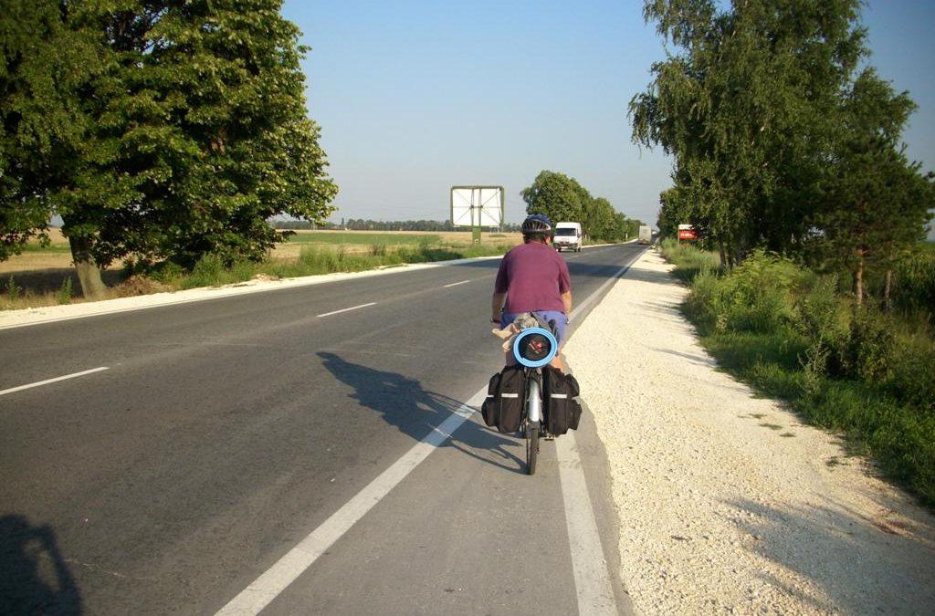 Bulharsko: Jak vypadá východní pohoda na kole