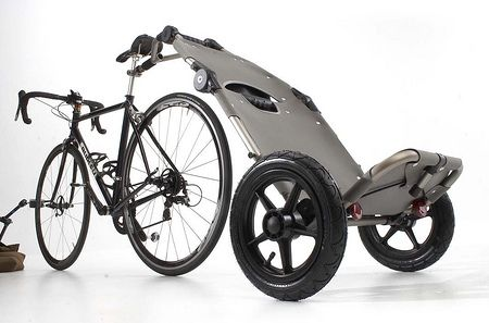 Burley Travoy – multifunkční vozík