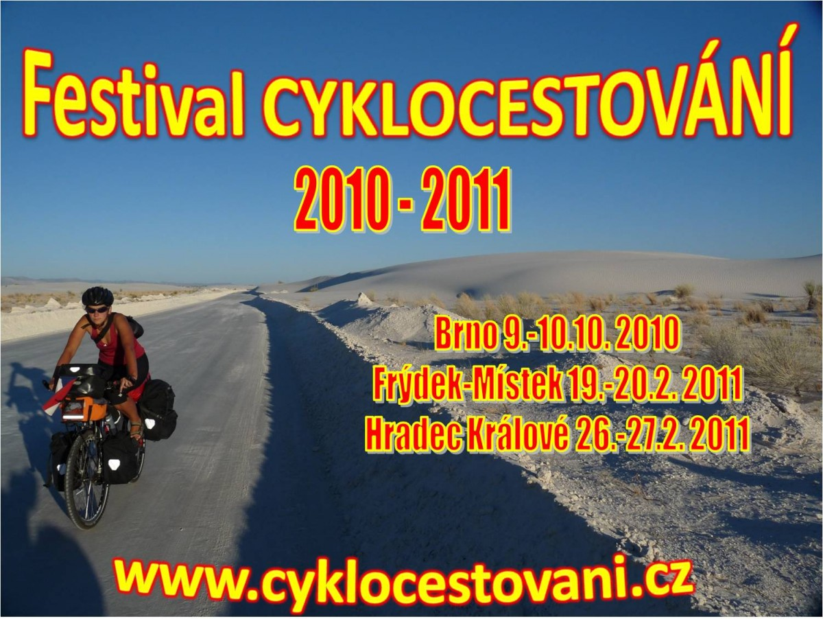 Cyklocestování 2010