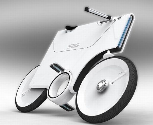 Electric Bike Concept Ver2 EBIQ
