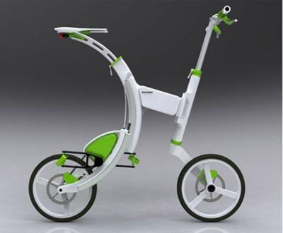 Folding Electric on Grasshopper Folding Electric Bike