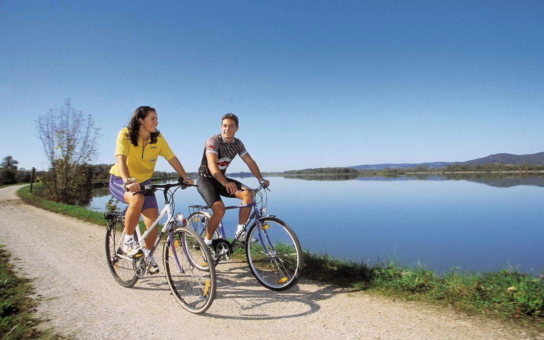 Cyklostezky Evropy 3: Innská cyklostezka