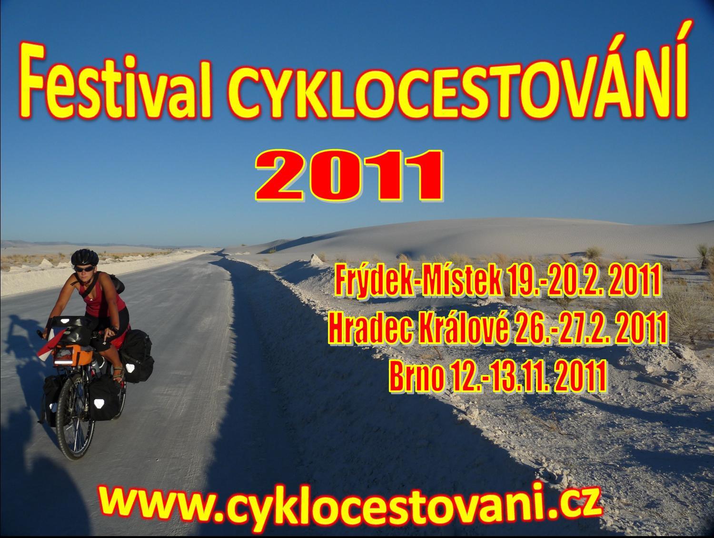 Cyklocestovatelský festival CYKLOCESTOVÁNÍ