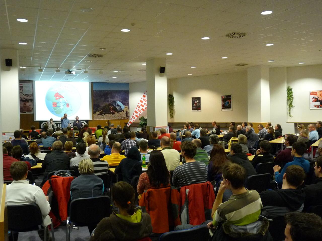 Festival Cyklocestování Brno 2011 proběhl maximálně úspěšně