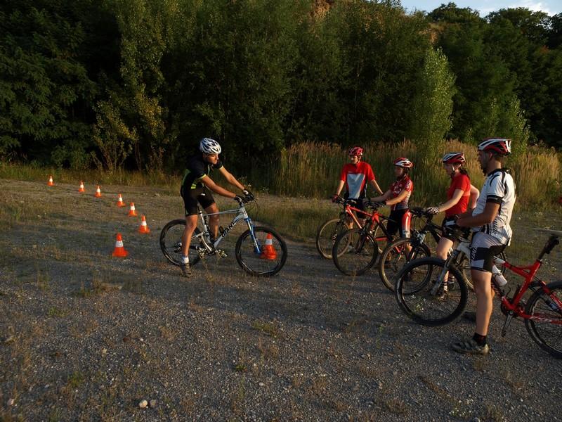 Bike škola Alpského klubu Brno