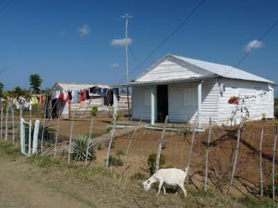 Kubánské obydlí