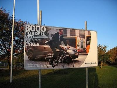 Dánský Aarhus: ukázkový příklad podpory městské cyklistiky