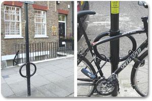 Kam zaparkovat kolo?