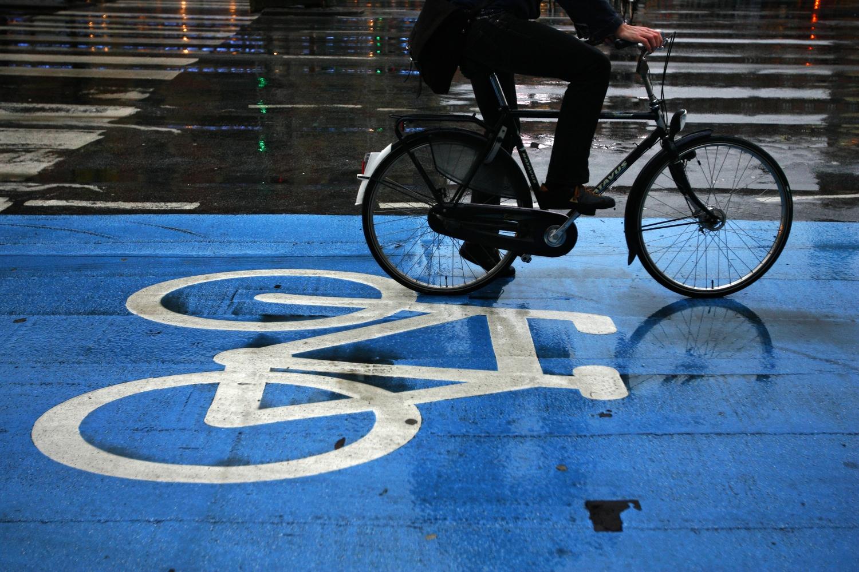 Nová dánská cyklodálnice