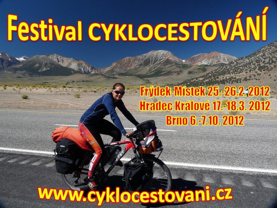 Festival Cyklocestování zavítá do Frýdku a do Hradce