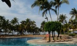 krasny hotelovy bazen