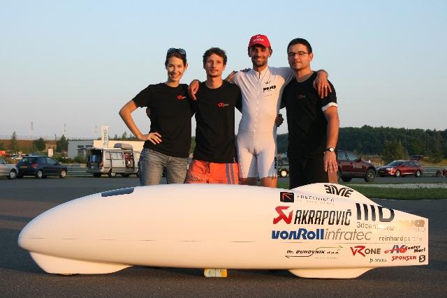Nový rekord v hodinovce – 91,556 km