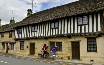 Cotswolds, lov na celebrity