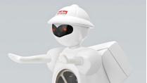 Robotka na jednokolce