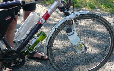 #3 tipy pro cyklocestovatele – kolik vody sebou vézt?