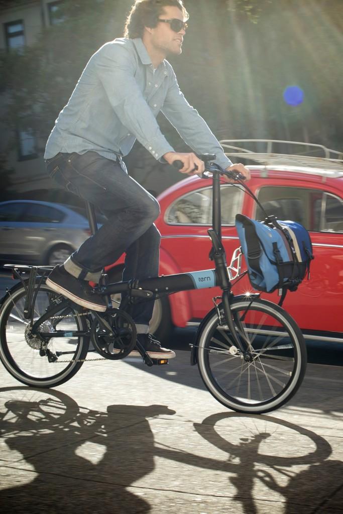 Skládací kola jsou výbornou volbou pro tzv. city bike.