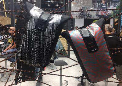stylové provedení batohu Velocity Design