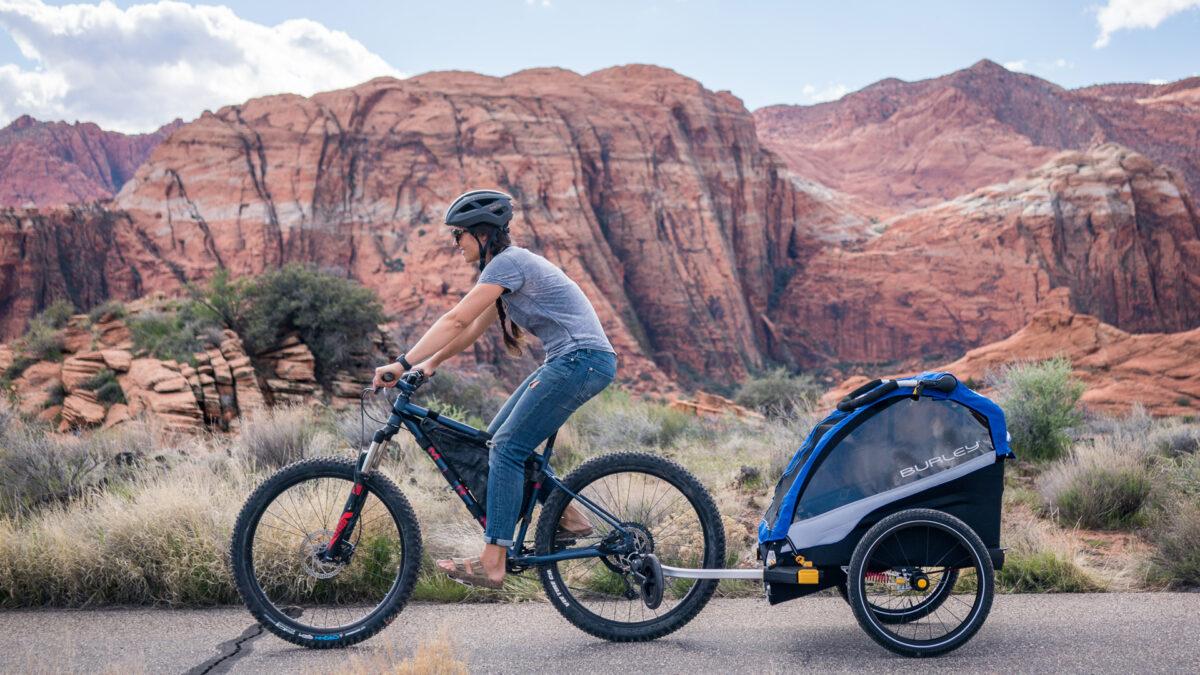 Dětské vozíky BURLEY jsou skladem