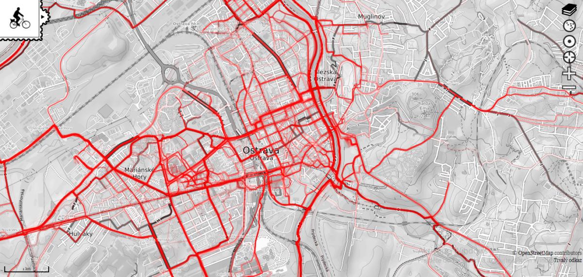 Můžeme jízdou na kole měnit město i svět?