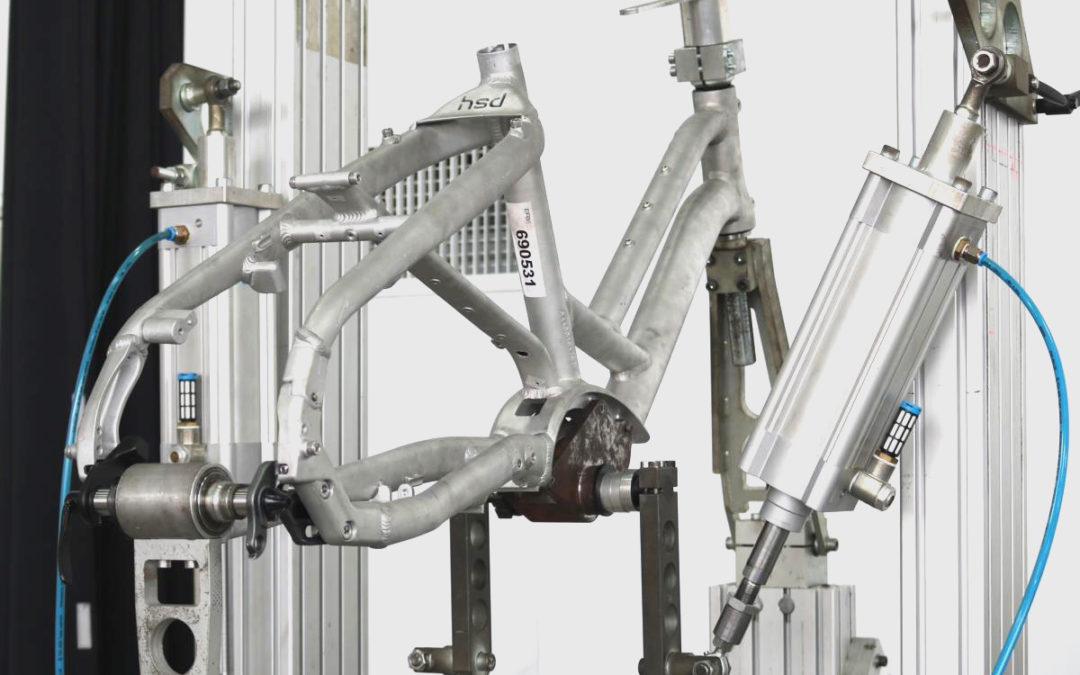 Tern pomohl ustanovit nové normy pro testování nákladních kol