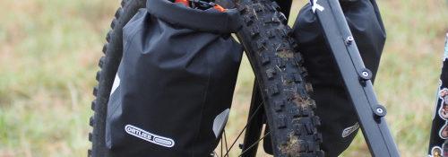 ORTLIEB Fork-Pack v testu na Cykl.cz