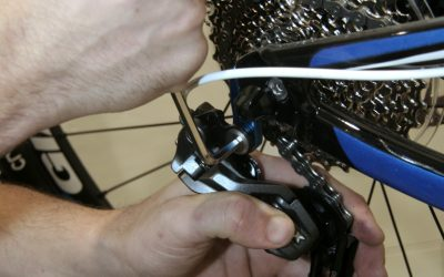 Pozvánka na Bike školu č. 4 – Opravy pohonného systému