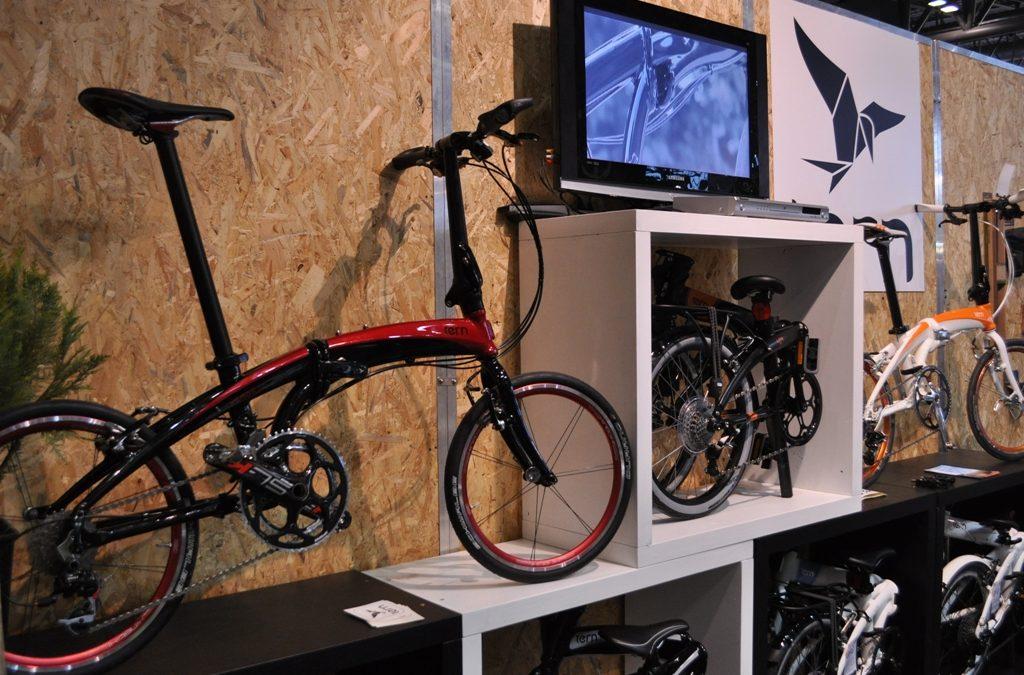 Nová skládací kola TERN se představují na Bike Brno 2011
