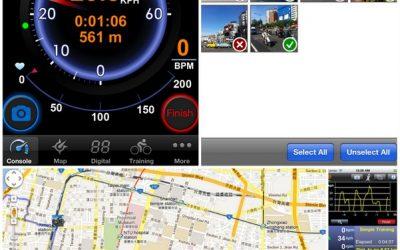 Upgradovaná aplikace pro iPhony – BikeBrain 2.0