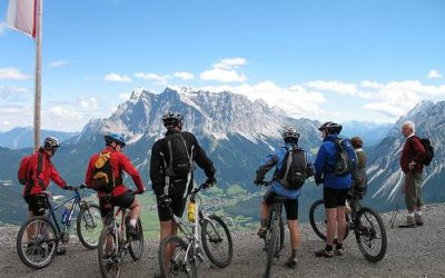 Cyklostezky Evropy 7: Brennerská cyklostezka