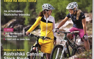 Právě vyšla Cykloturistika 6/2012