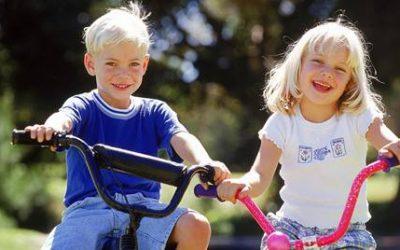 Vybíráme dětské kolo