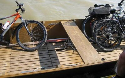 Cyklostezky Evropy 8: Dunajská cyklostezka