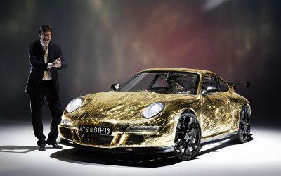 Nejpomalejší Porsche na světě