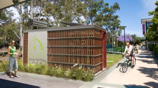 Green Pod: ideální parkování pro vaše kolo