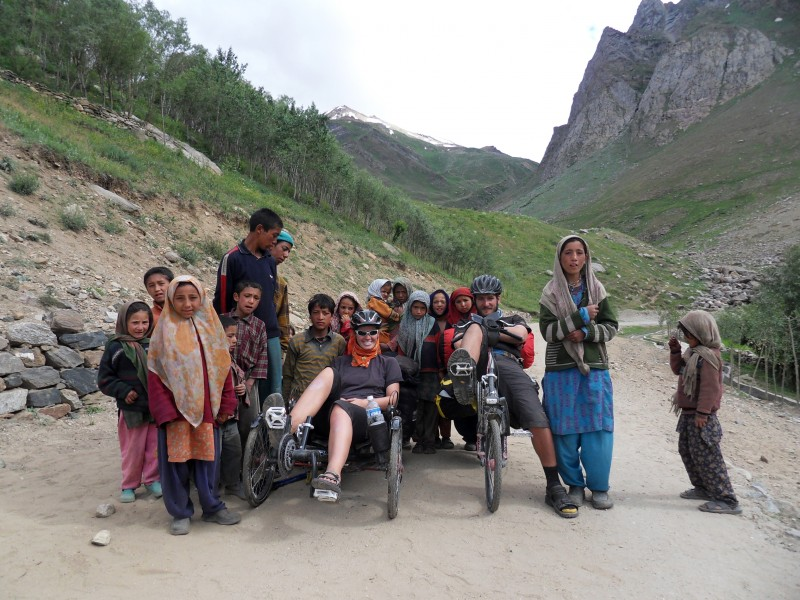Cykloexpedice Himaláje – 2. část