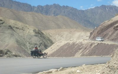 Cykloexpedice Himaláje – 1. část