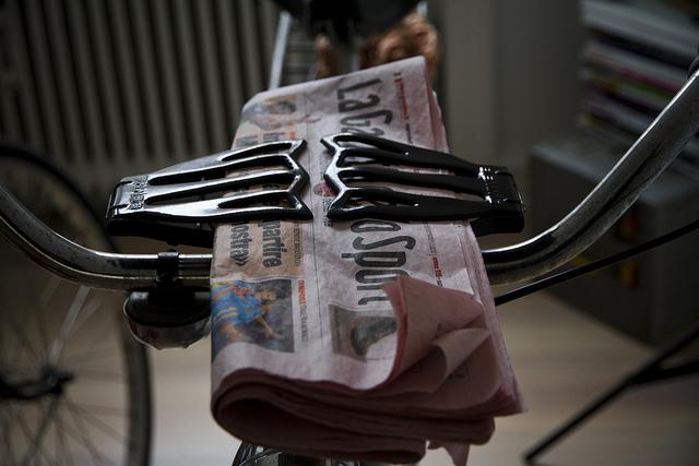 Nosič na noviny