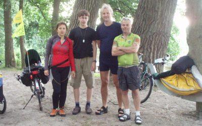 Zpráva z cesty po Německu od rodiny Křížů z Hodonína