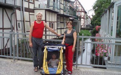 Křížovi na cestě po Německu – 2. díl
