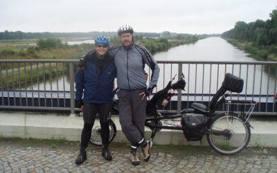Aktuálně: Křížovi na cyklocestě po Německu – 3. díl