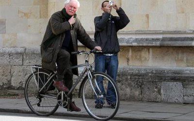 Na kole s Parkinsonovou chorobou