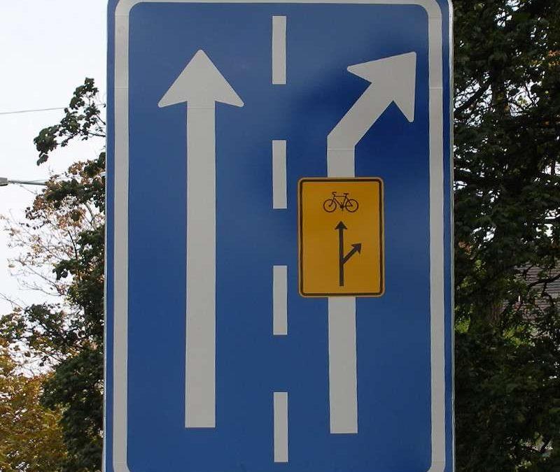 Nové dopravní značky pro cyklisty