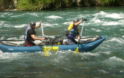 Kolo na kanoi aneb jak vodákovi pomůže skládačka