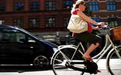 Dítě na palubě: Těhotenství a cyklistika