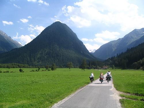 Cyklostezky Evropy 6: Taurská cyklostezka