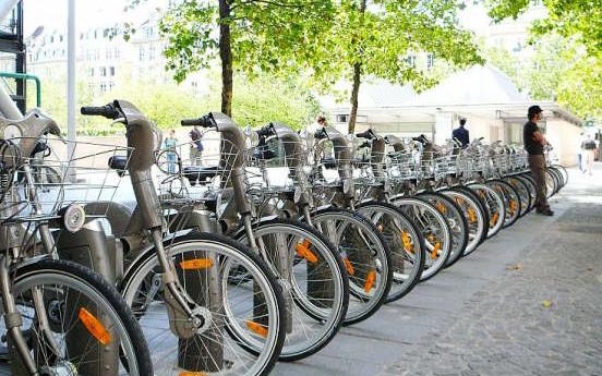 Pařížská kola Vélib´svezla už 100 milionů cyklistů